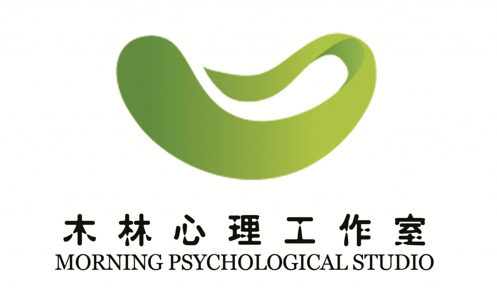 木林心理工作室logo_长方形